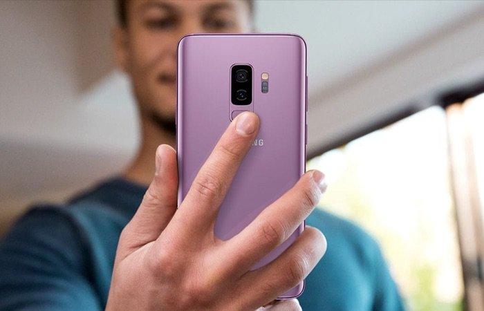 Samsung đã mở khóa Galaxy S9 được cập nhật Android 10 tại Mỹ 3