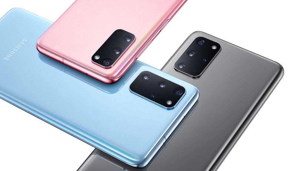 Samsung giới thiệu Galaxy Đường dây S20 1