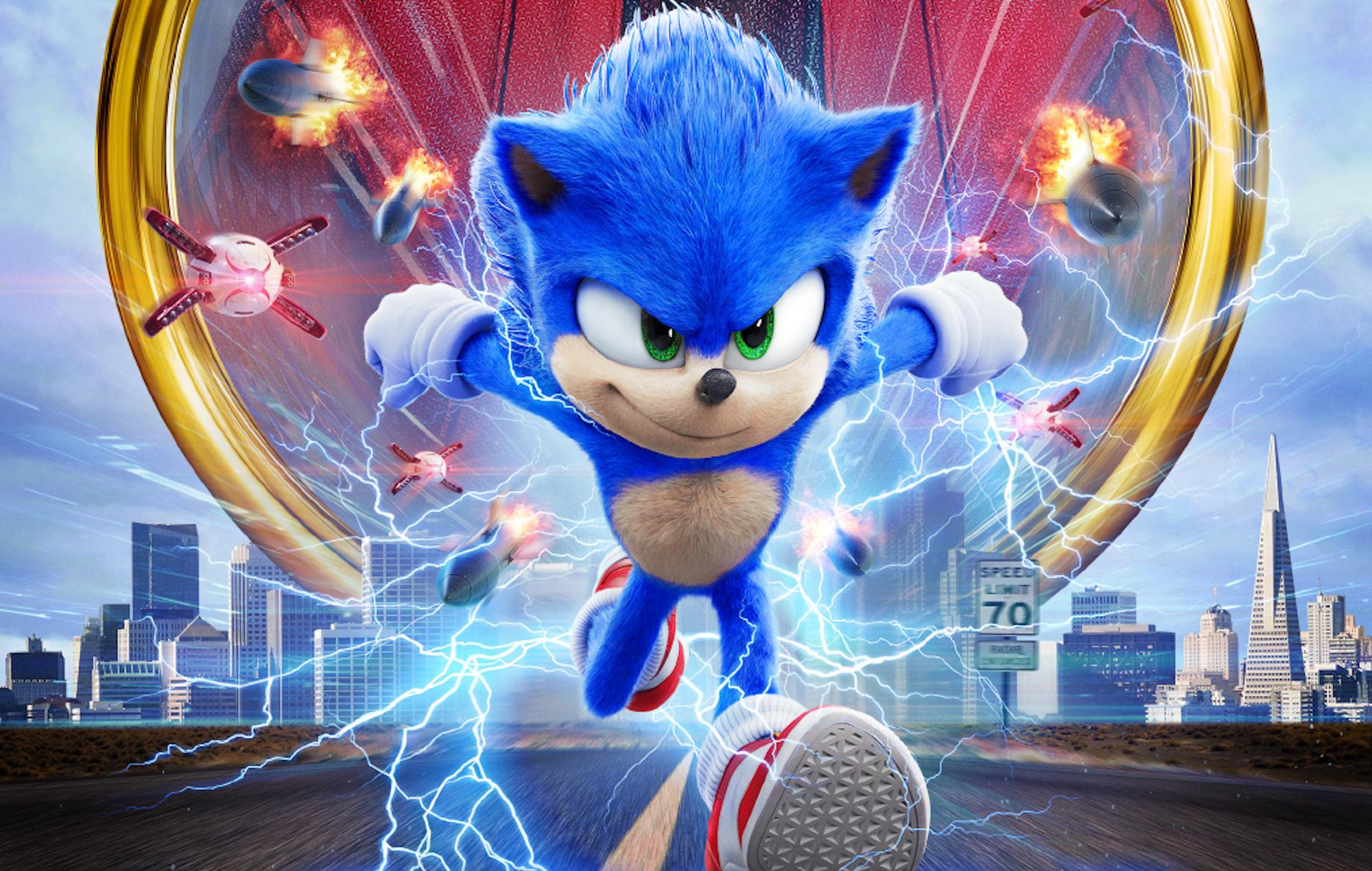 Sonic phản ứng phim hay nhất 4