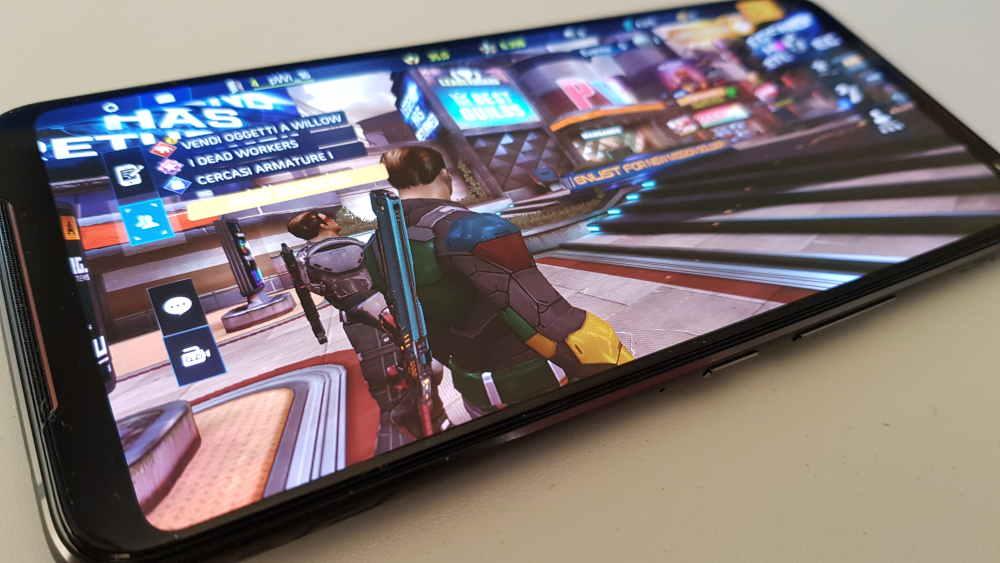 Tại sao Asus ROG Phone II là điện thoại thông minh tốt nhất để chơi (so sánh 120 so với 60 Hz) 5