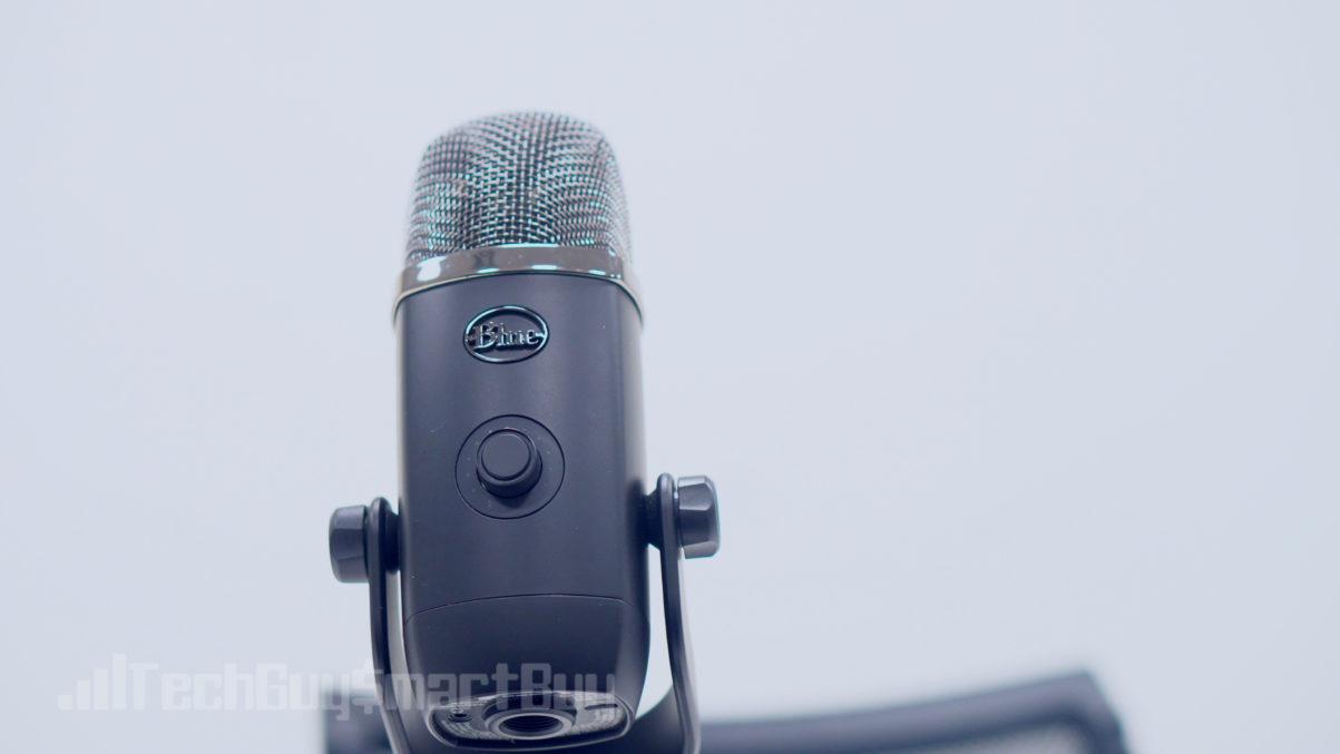 The Blue Yeti X: Đã cập nhật w / More cho USB Mic có âm thanh tốt hơn 3