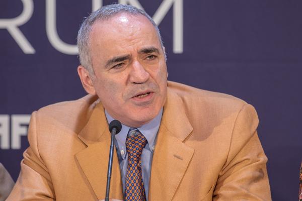Trí tuệ nhân tạo sẽ quét sạch 96% công việc: Garry Kasparov nói 2