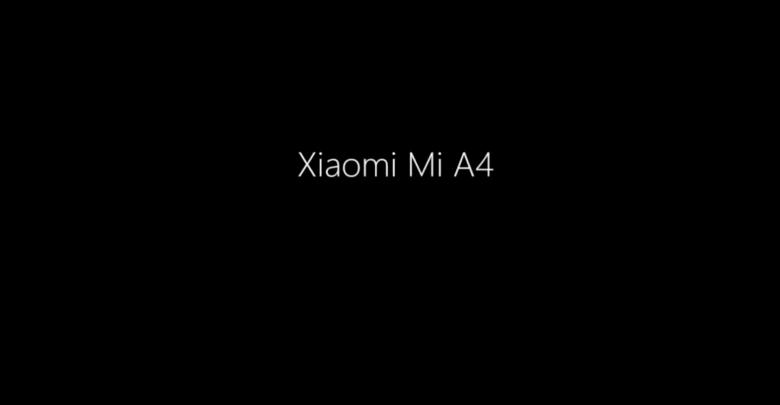 Xiaomi đang làm việc trên điện thoại thông minh mới, có lẽ là Redmi Mi A4 4