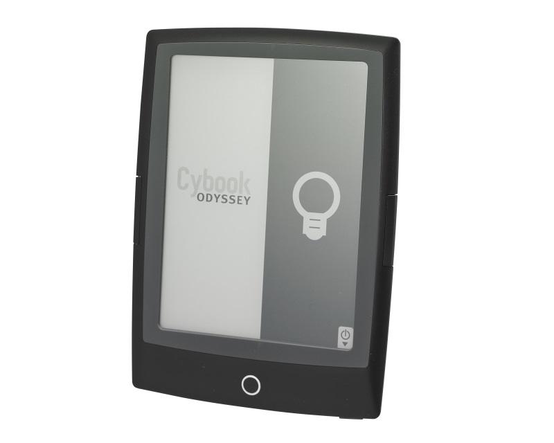 Đánh giá ánh sáng mặt trước Bookeen Cybook Odyssey HD