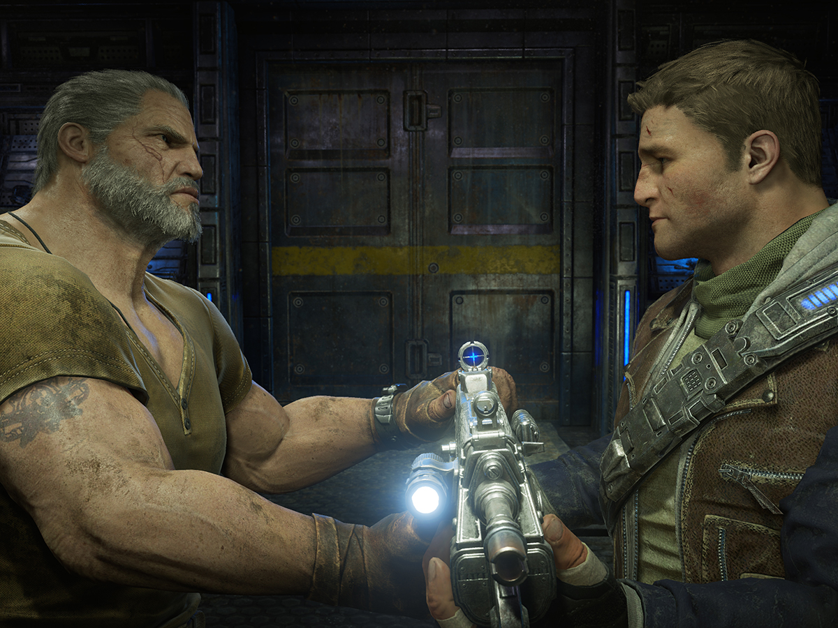 Đánh giá Gears of War 4