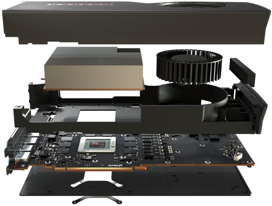 Đồ họa AMD Navi 14 có thể được xem trong thư viện đồ họa Mesa 3D