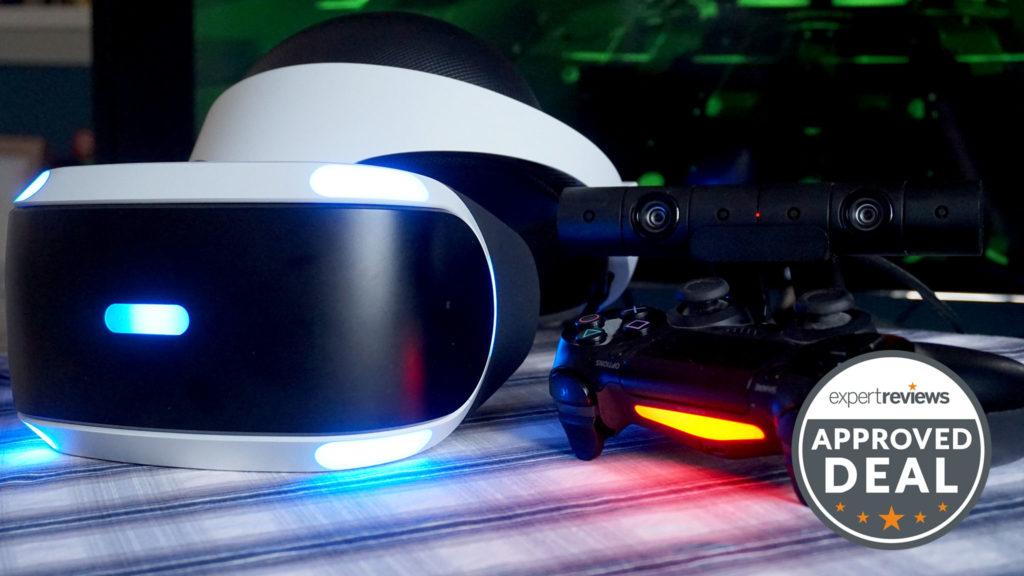 Ưu đãi PSVR Thứ Sáu Đen: mega packstation VR bị giảm Amazon
