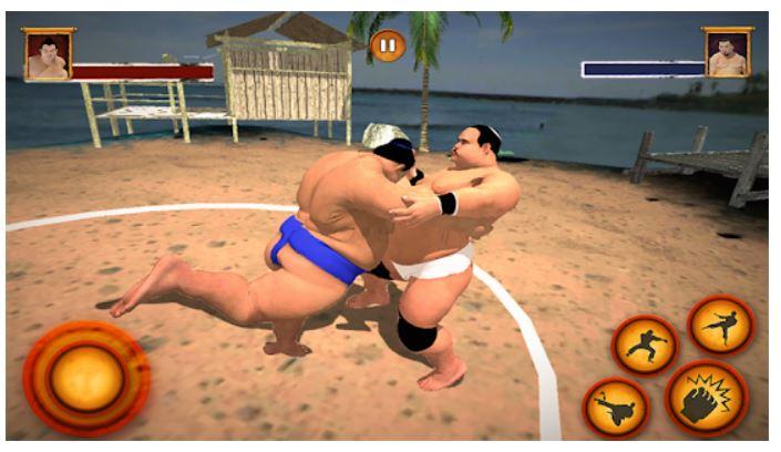 15 trò chơi Sumo hay nhất (Android / iPhone) 2019
