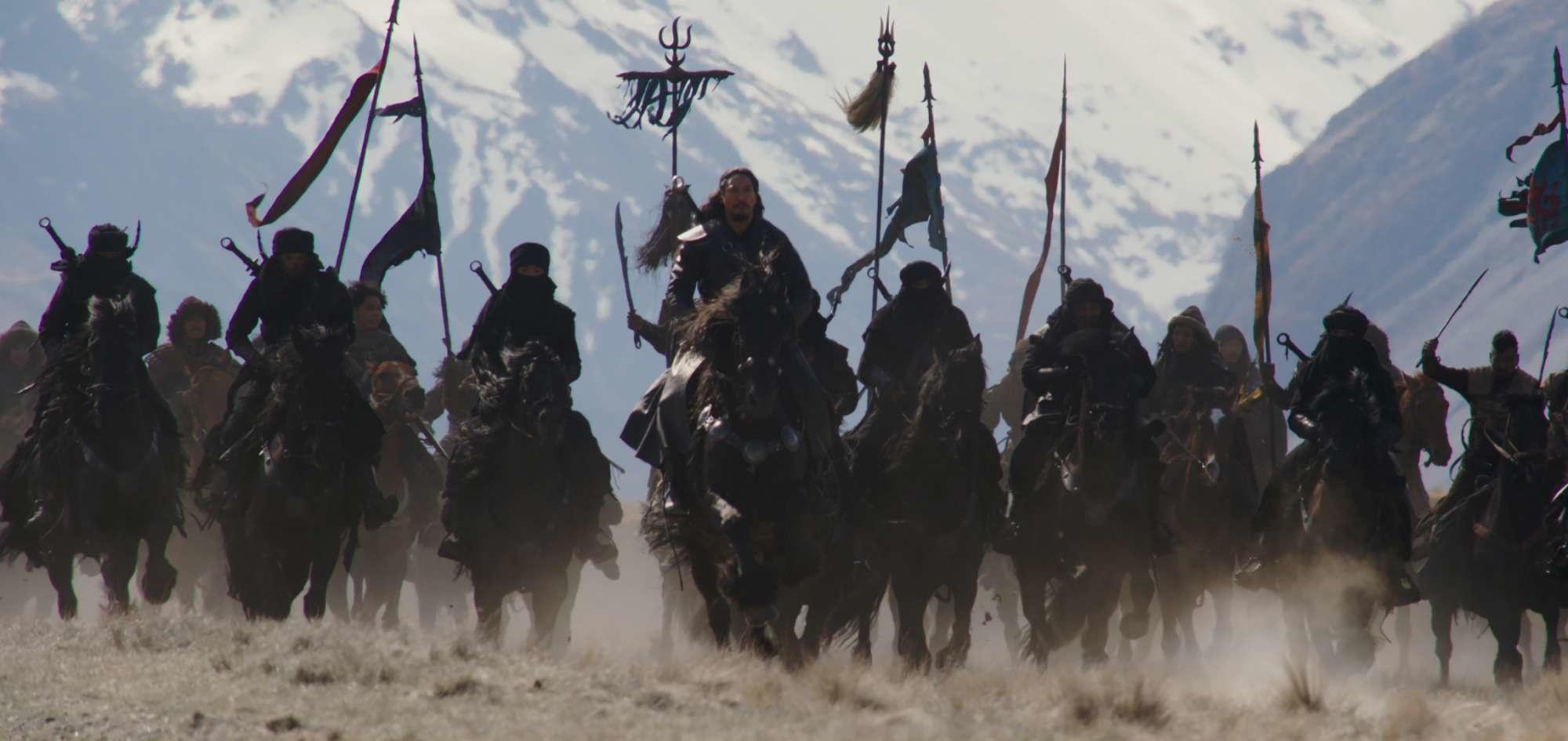 Nhà sản xuất Mulan thảo luận về tầm quan trọng của việc lấy giọng Trung Quốc 2