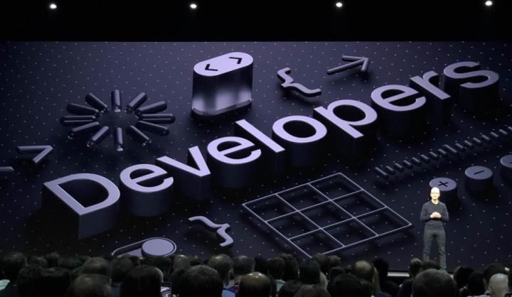 sự kiện ảnh Apple dành cho nhà phát triển