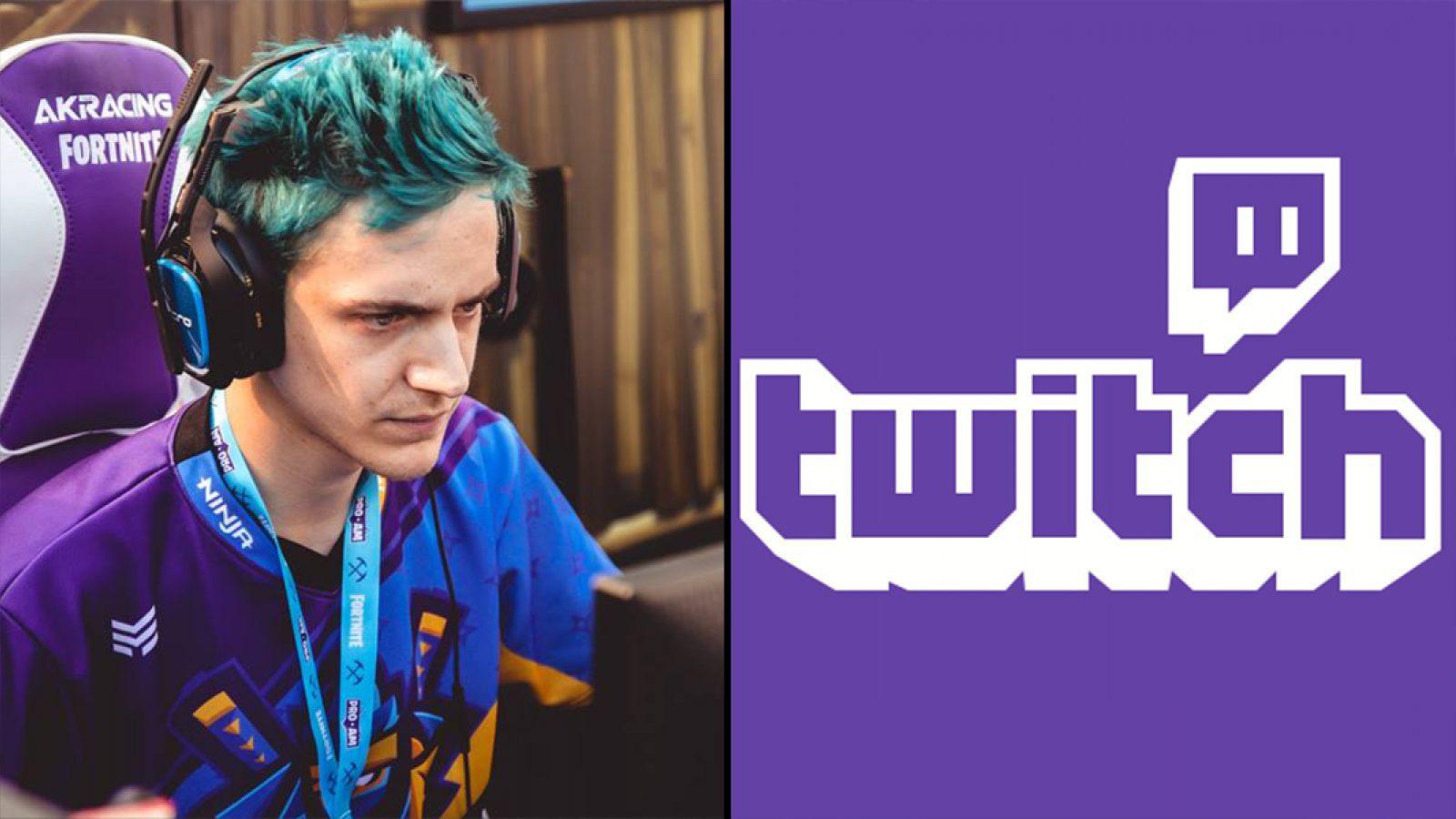 20 streamer được theo dõi nhiều nhất Twitch