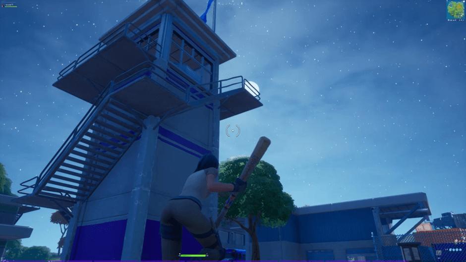 3 Địa điểm bí mật ở Fortnite Mùa 2