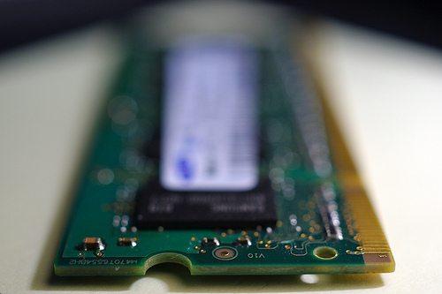Các thành phần bộ nhớ để lưu trữ dữ liệu được mã hóa