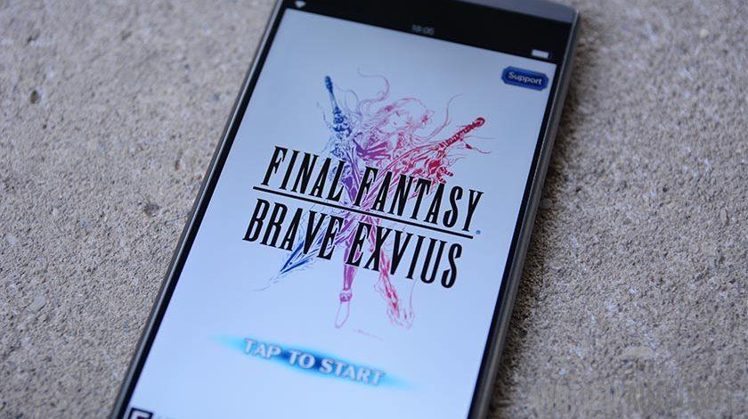 5 Trò chơi Final Fantasy hay nhất trên Android!
