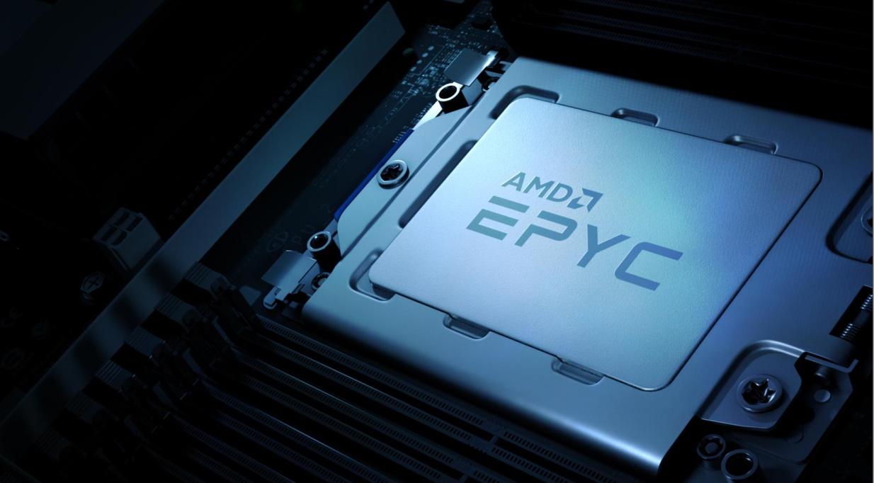 AMD ra mắt Máy chủ lõi Epyc 7H12: 7nm 280W cho quy tắc đầu tiên