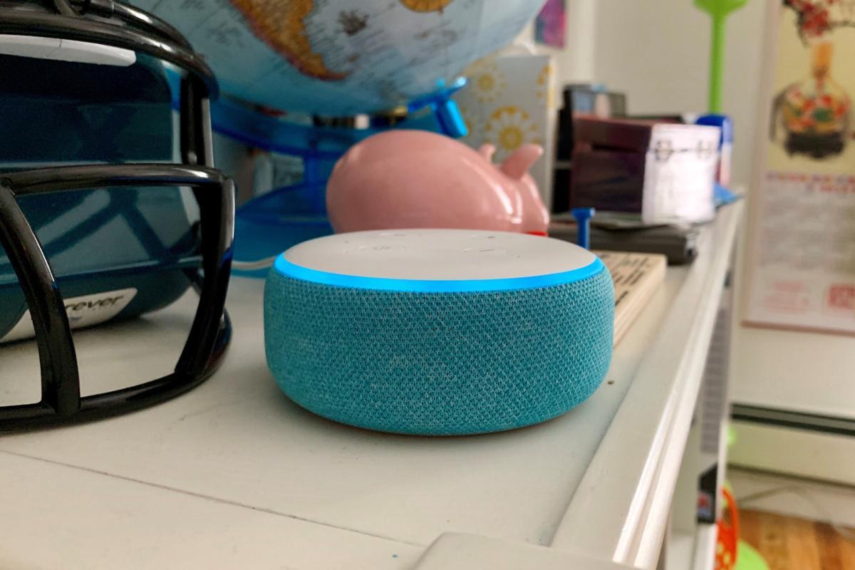 Amazon Đánh giá về phiên bản Echo Dot Kids: người bạn chơi vui nhộn và mạnh mẽ này ...