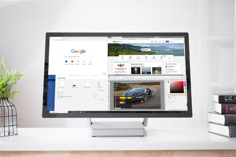 Apollo Sefree là một bản sao Surface Studio bắt đầu từ $ 1.549