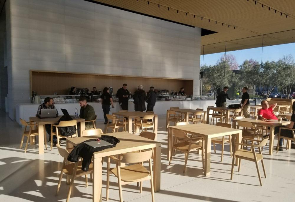Apple giới thiệu cho nhân viênApple Park làm việc tại nhà vì coronavirus 5