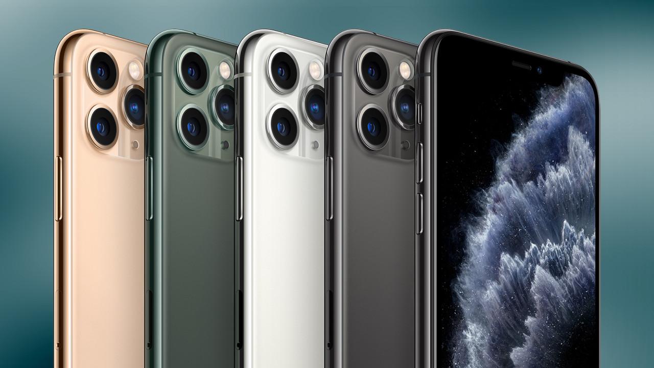Apple iPhone 11 Pro / Pro Max vs Samsung Galaxy S10 / S10 +: ...