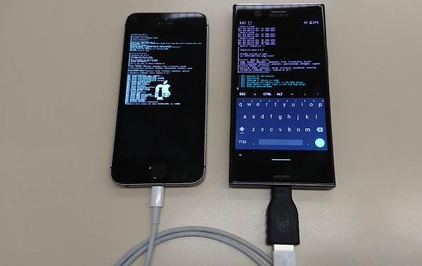 Bạn có thể chạy checkra1n trên Android để bẻ khóa iOS 15