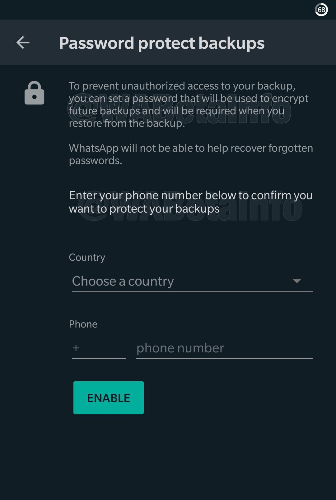 Bản thử nghiệm WhatsApp cho Android 2.20.73: có gì mới? 3