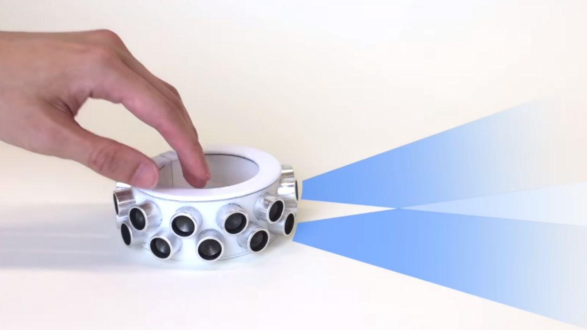 Bracelet Im lặng Bracelet Vòng đeo tay: một thiết bị chặn loa thông minh Gián điệp trong một cuộc trò chuyện
