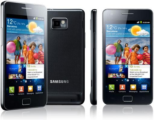 Cài đặt Android XWLPT 4.0.4 trong Galaxy Phần mềm S2 I9100 (Vương quốc Anh / Ireland) ...