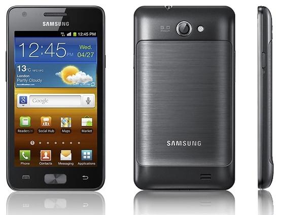 Cài đặt Android XXLQ3 4.0.4 ICS trong Galaxy R I9103 Thụy Điển với Phục hồi Nandroid