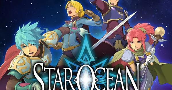 Các hình ảnh cho thấy đồ họa cải tiến của Star Ocean: First Departure R