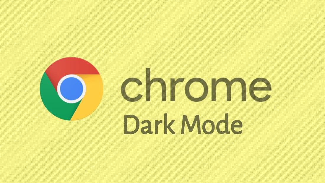 Cách buộc chế độ tối trên các trang web Google Chrome