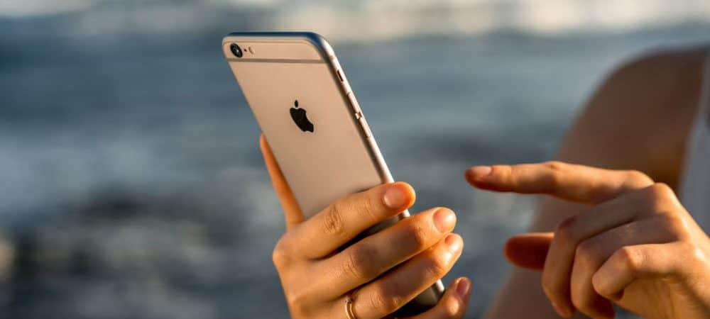 Cách cập nhật iPhone của bạn lên iOS 13