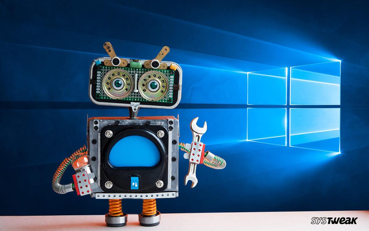 Cách khắc phục việc sử dụng 100 đĩa Windows 10 sai lầm