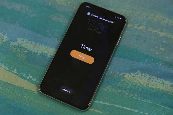 Cách nhanh nhất để đặt hẹn giờ trên iPhone của bạn?