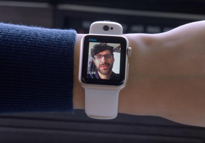 Cách thực hiện cuộc gọi FaceTime trên điện thoại di động của bạn Apple Watch