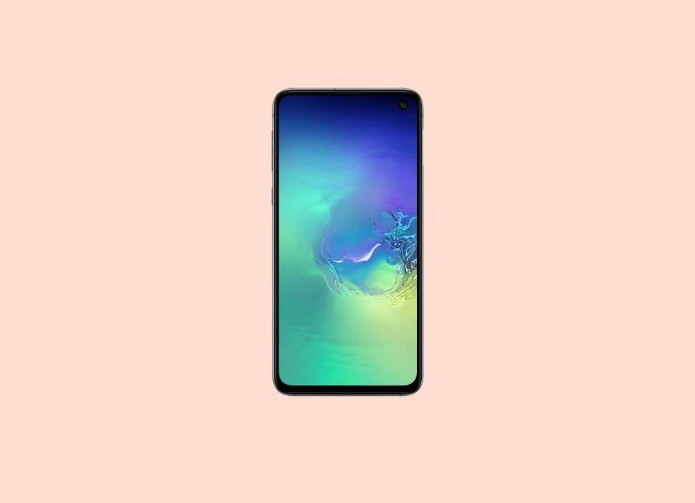 Cách vào chế độ khôi phục trên Samsung Galaxy S10E