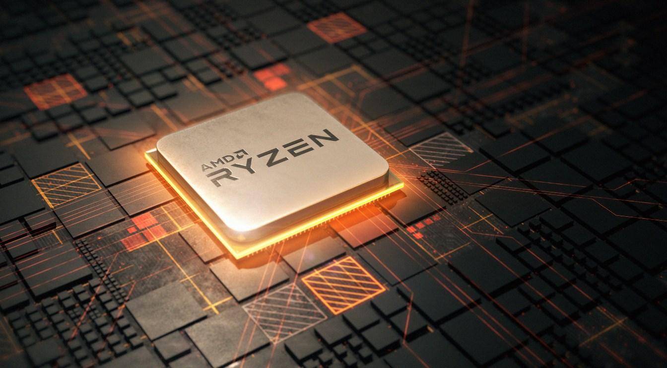 CPU AMD Ryzen 7 nm không thể đạt tần số tối đa tăng ...
