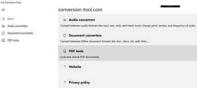 Cách chuyển đổi M4A sang MP3 bằng trình chuyển đổi tệp miễn phí cho PC 1