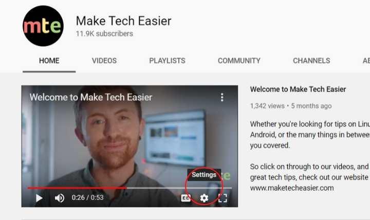 Cách hiển thị phụ đề YouTube 1