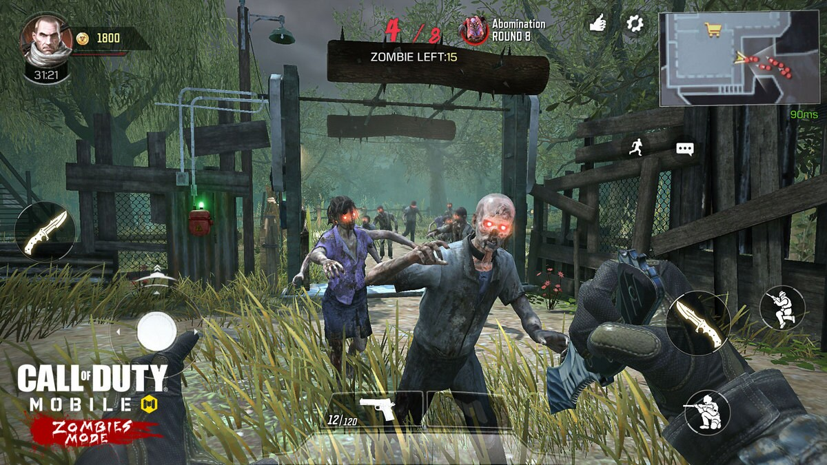 Call of Duty: Mobile Losing Zombies Mode on March 25