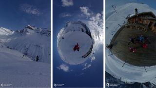 Camera 8K 360 độ | Thế giới máy ảnh kỹ thuật số