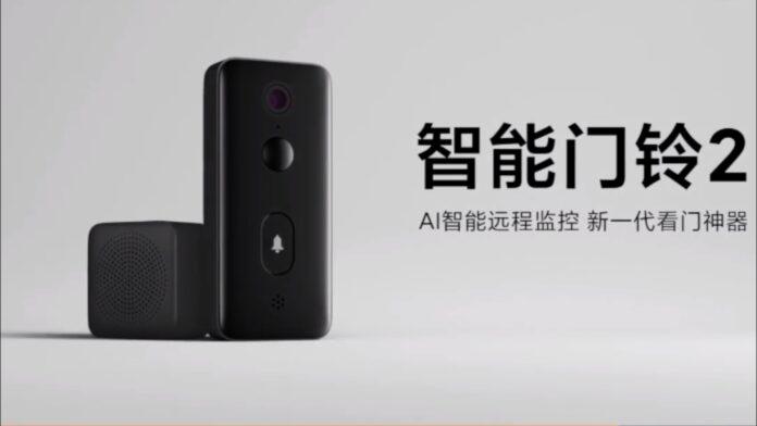 Chuông cửa thông minh Xiaomi Mijia 2: chuông cửa video thông minh mới, được bán trên YouPin 1