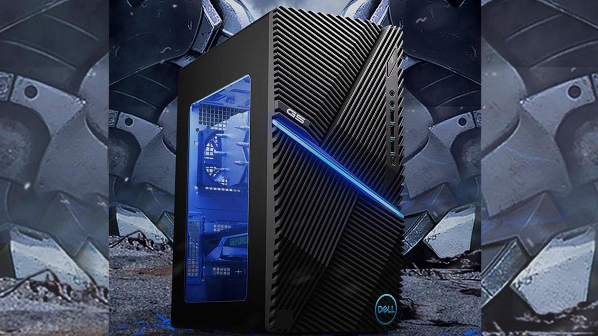 Dell ra mắt máy tính để bàn trò chơi thông minh G5 5090 với giá 6499 nhân dân tệ
