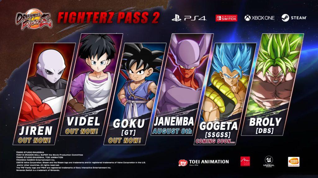 Dragon Ball FighterZ sẽ thêm Janemba vào 8 Tháng 8, tiếp theo là Gogeta (SSGSS) ...