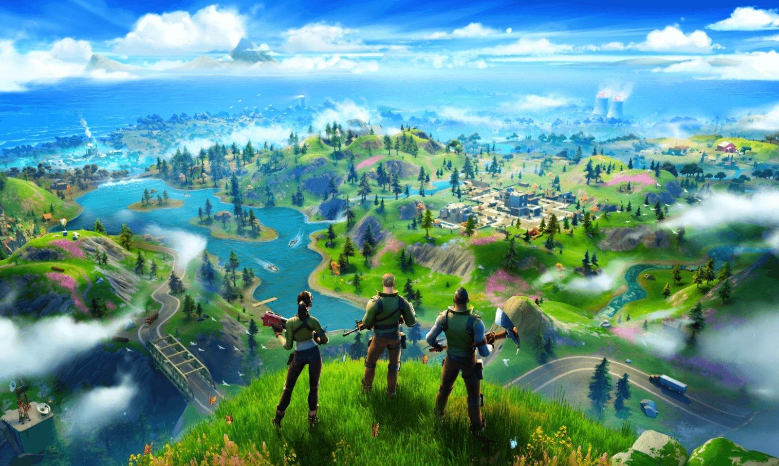 Fortnite Phiên bản cập nhật 2.56 Ghi chú bản vá đầy đủ (PS4, Xbox One, PC, Nintendo Switch) 3