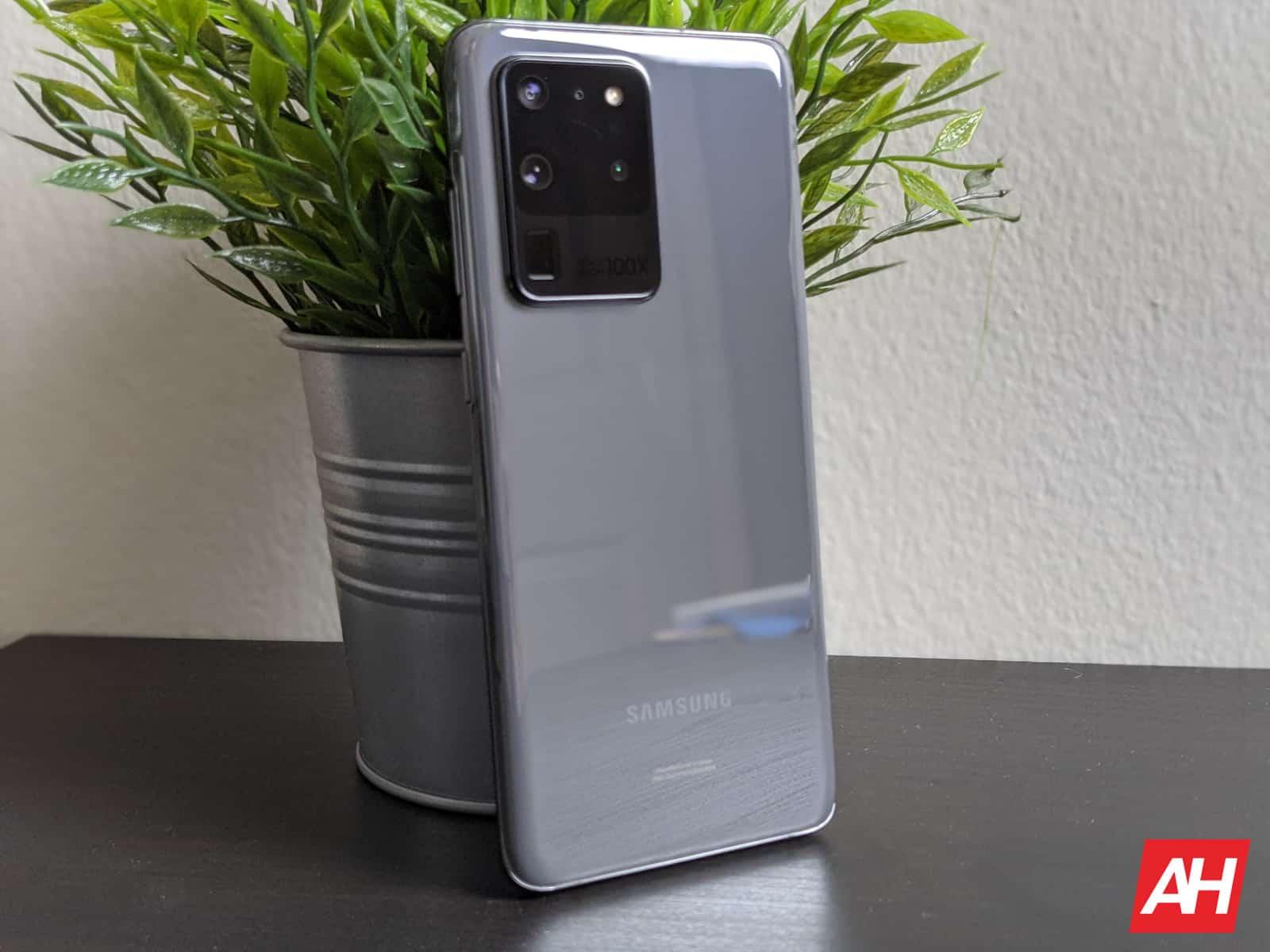 Galaxy Cập nhật chương trình cơ sở lần thứ 2 của S20, cải thiện camera & cử chỉ 1