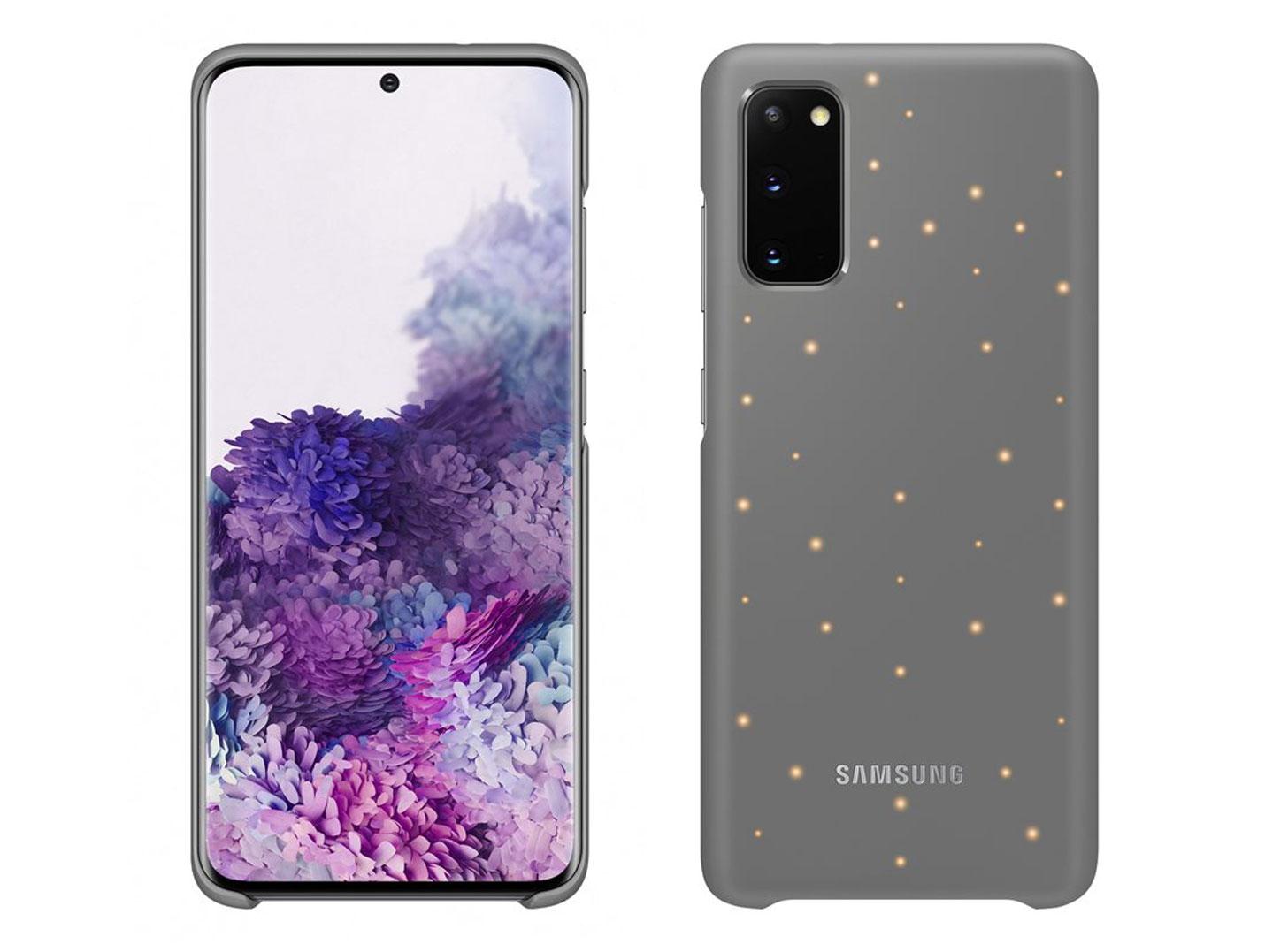 Galaxy Thiết kế S20 được Samsung xác nhận sớm