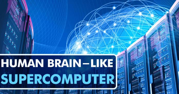 Gặp gỡ siêu máy tính giống như não người đầu tiên trên thế giới