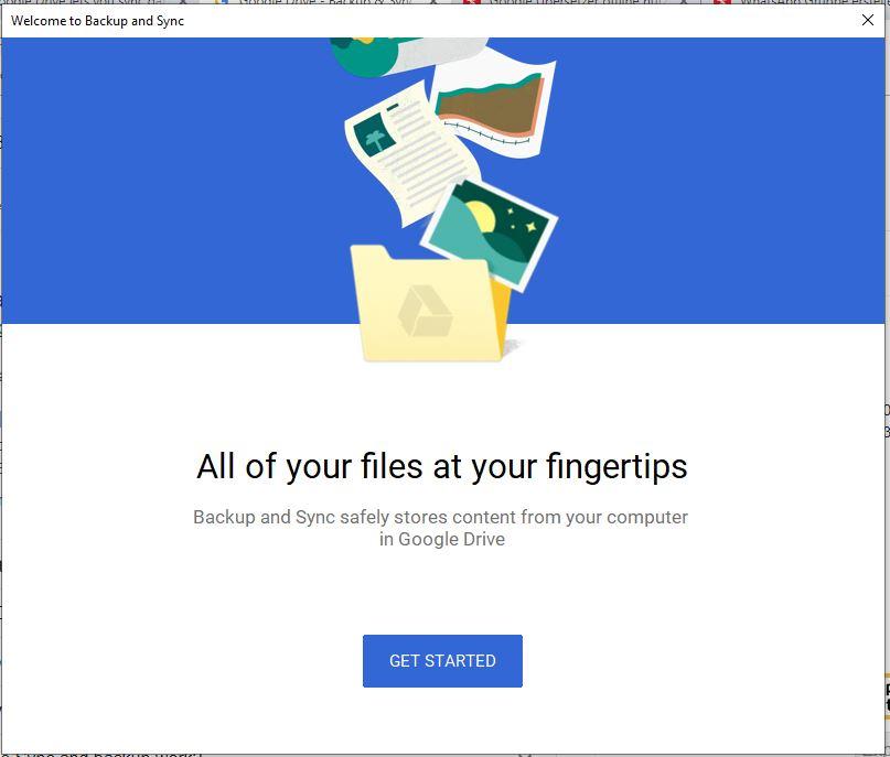 Google Drive - Cách sao lưu và đồng bộ hóa giữa PC và đám mây
