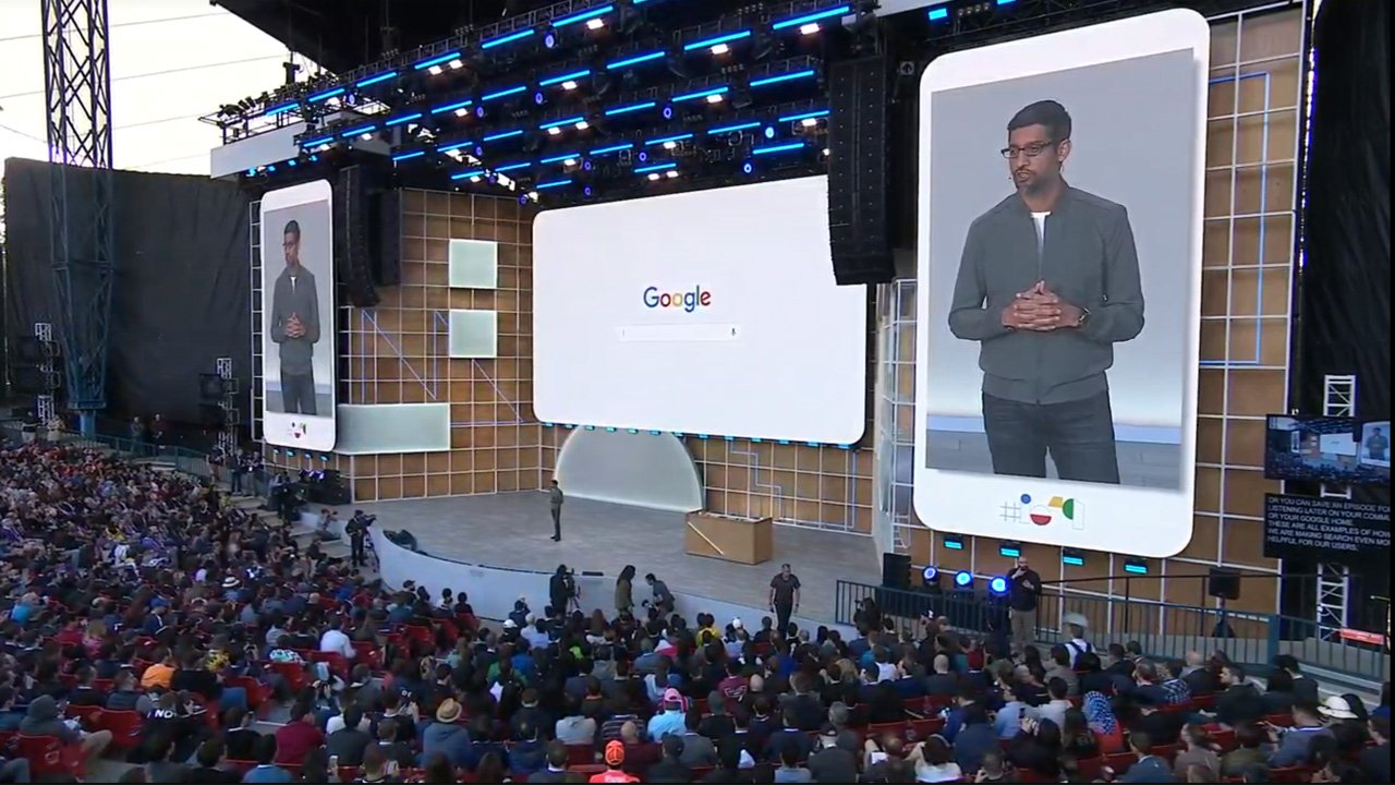 Google I / O 2020 cũng rơi vào coronavirus 1