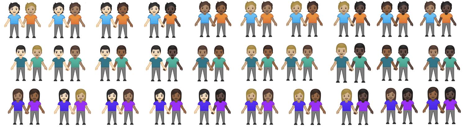 biểu tượng cảm xúc google pixel